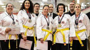 Women's Self-Defense in Keller