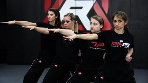 Womens Self Defense Class Keller TX