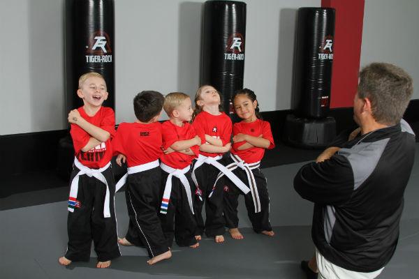 kids2-4 - Tiger Rock