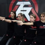 Houston TX Women's Self Defense Lessons
