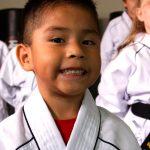 McKinney TX Child Karate Class