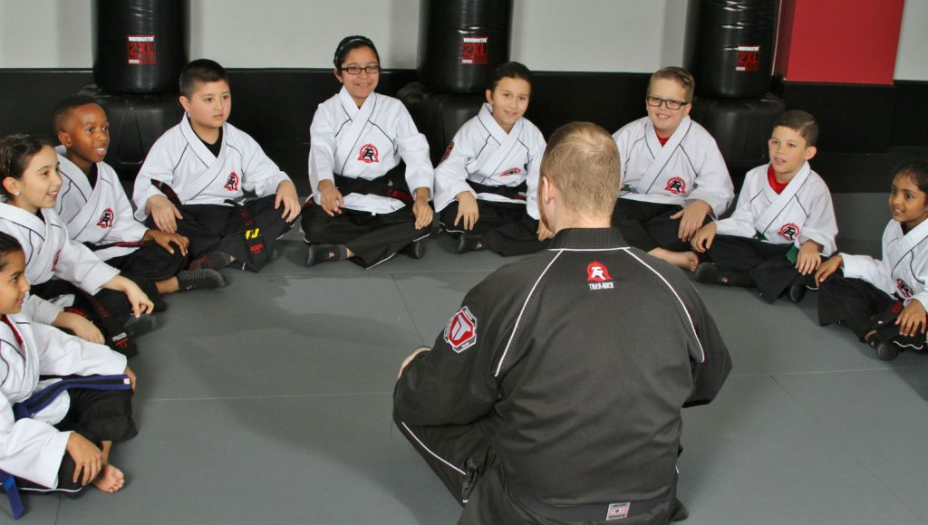 Tomball Texas martial arts for kids
