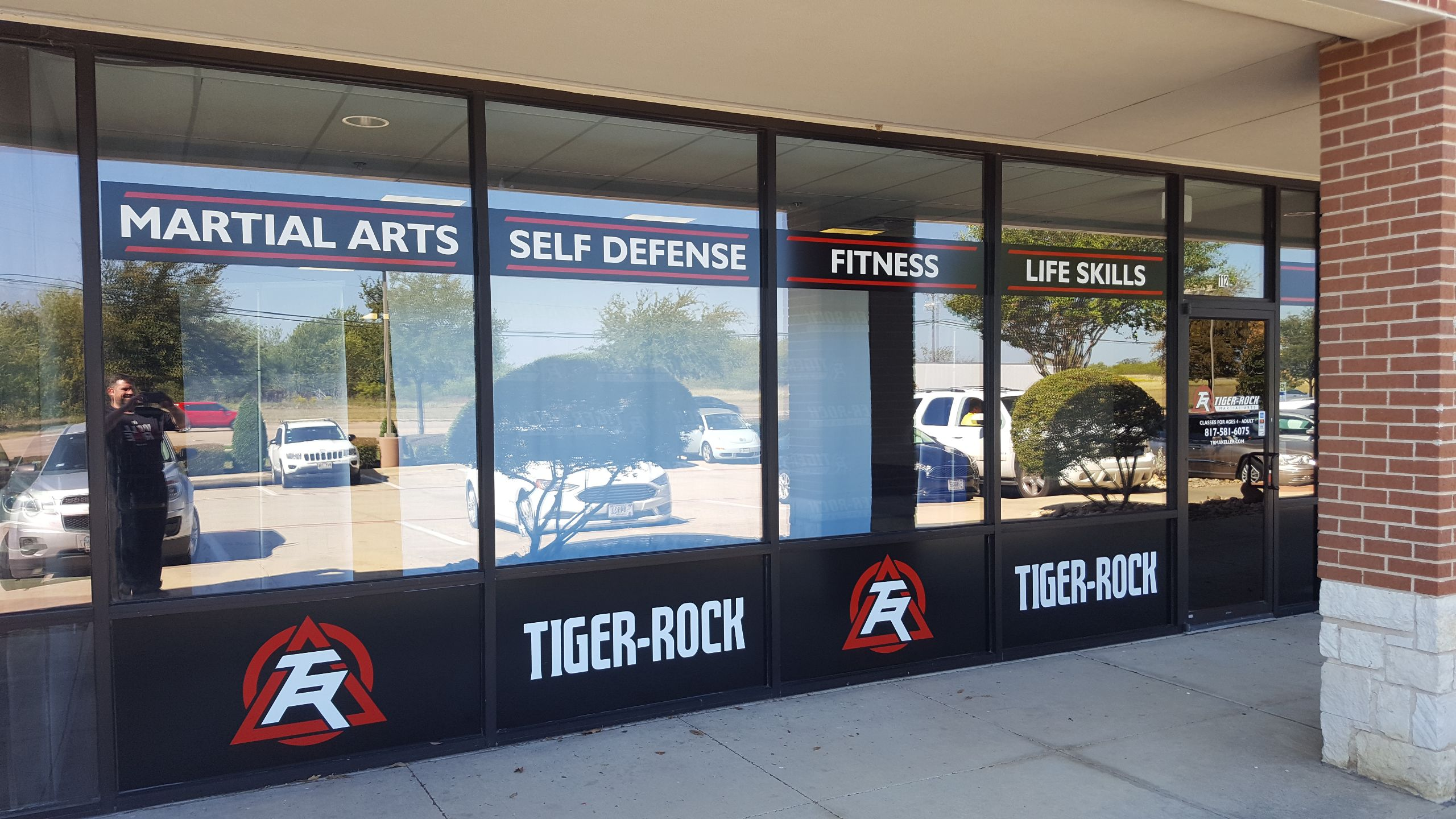 Tiger-Rock Martial Arts of Keller